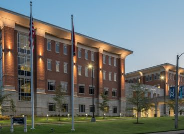 Community Health Building, University of Memphis