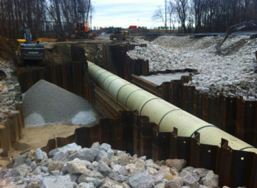 Nonconnah Sewer Repair and South Cypress Creek Stabilization